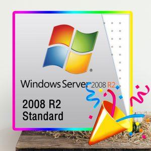 Server R2 2008 Standard Digital Download