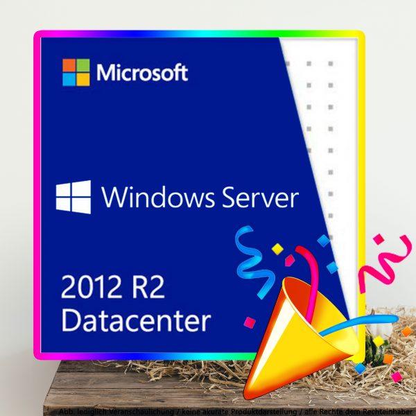 Server R2 2012 Datacenter Digital Download