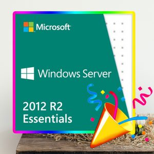 Server R2 2012 Essentials Digital Download