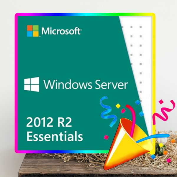 Server R2 2012 Essentials Digital Download