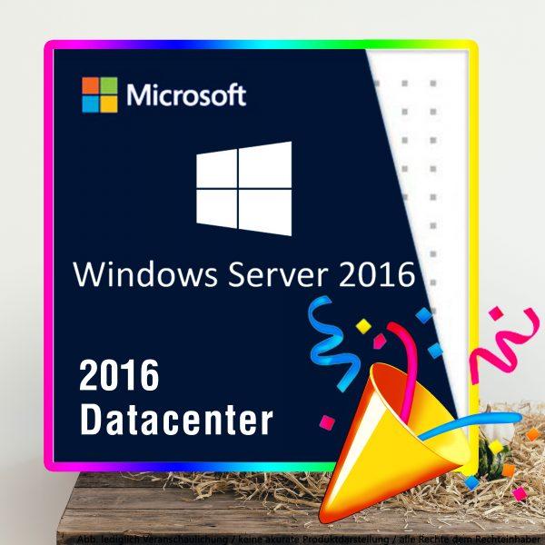 Server 2016 Datacenter Digital Download