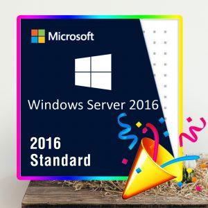 Server 2016 Standard Digital Download