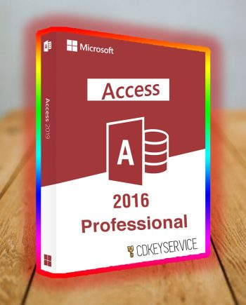 Microsoft Access 2016 Professional Digital Download