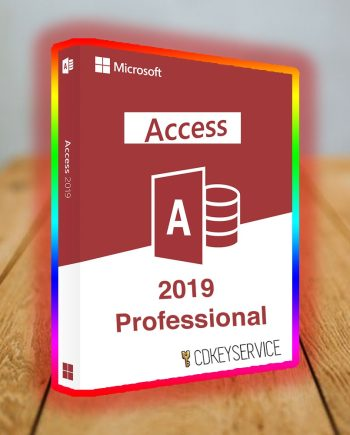 Microsoft Access 2019 Professional Digital Download