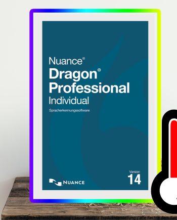 Nuance Dragon Professional 14 Digital Download