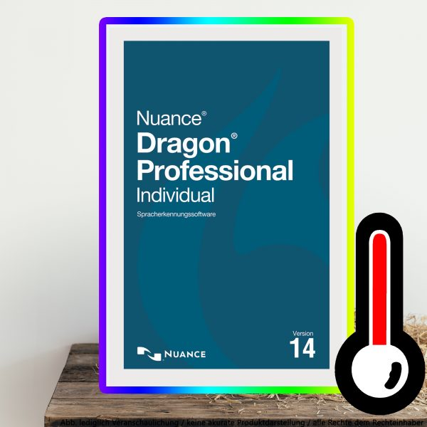 Nuance Dragon Professional 14 Digital Download