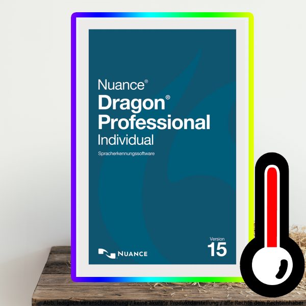 Nuance Dragon Professional 15 Digital Download