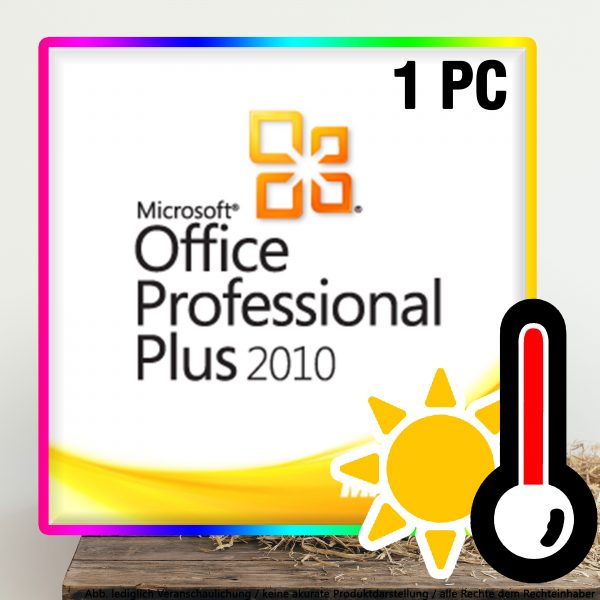 office 2010 Professional Plus Digital Download