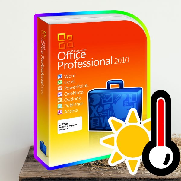 office 2010 Professional Digital Download