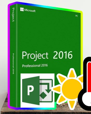 Microsoft Project 2016 Professional Digital Download