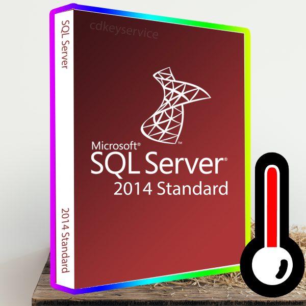 SQL Server 2014 Standard Digital Download