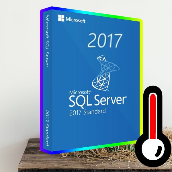 SQL Server 2017 Standard Digital Download