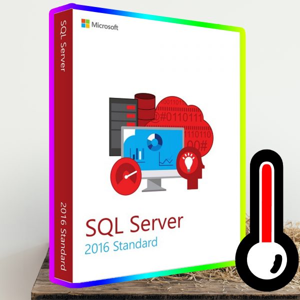 SQL Server 2016 Standard Digital Download