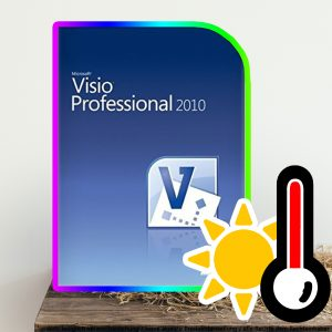 Microsoft Visio 2010 Professional Digital Download