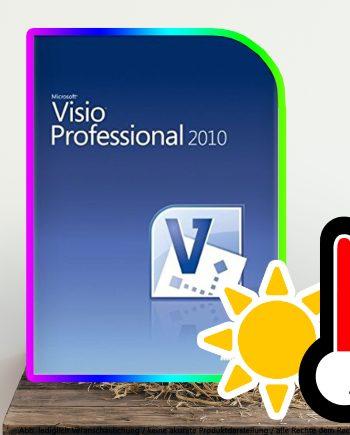 Microsoft Visio 2010 Professional Digital Download