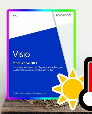 Microsoft Visio 2013 Professional Digital Download