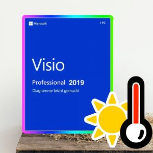 Microsoft Visio 2019 Professional Digital Download