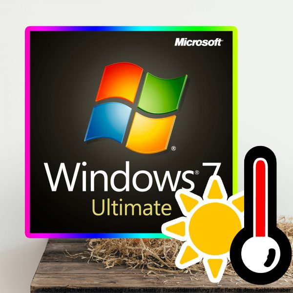 Windows 7 Ulitmate Digital Download
